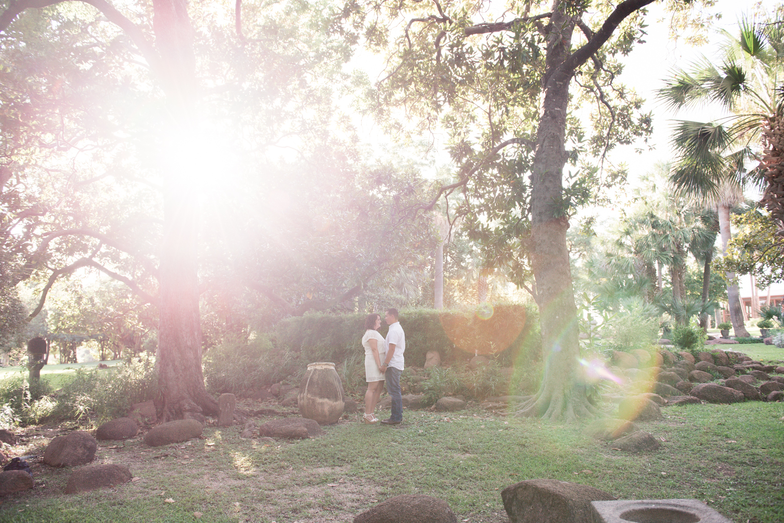 Engagements at the McNay | Rememory Photography-1