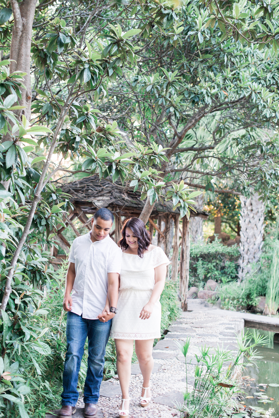Engagements at the McNay | Rememory Photography-16