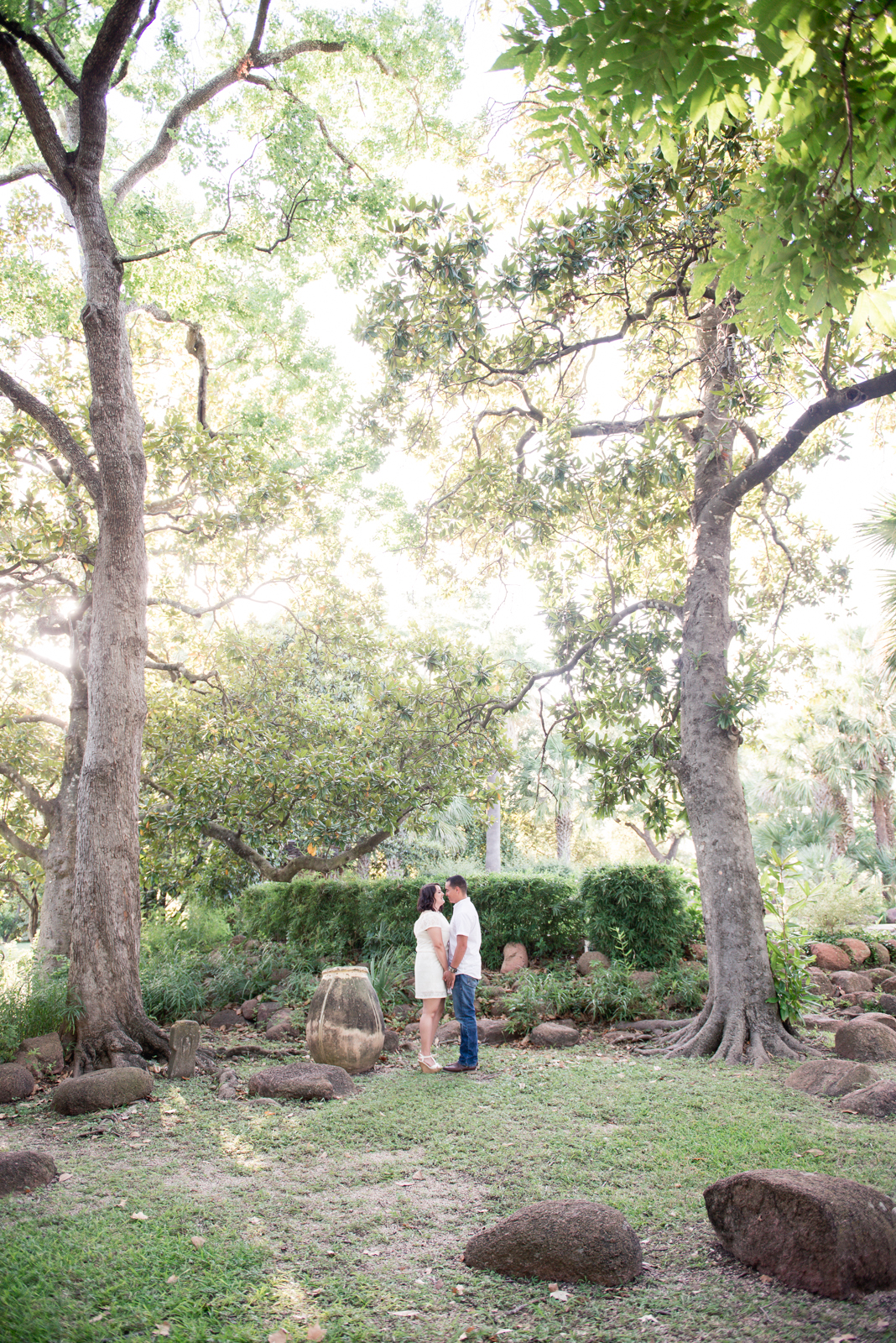 Engagements at the McNay | Rememory Photography-2