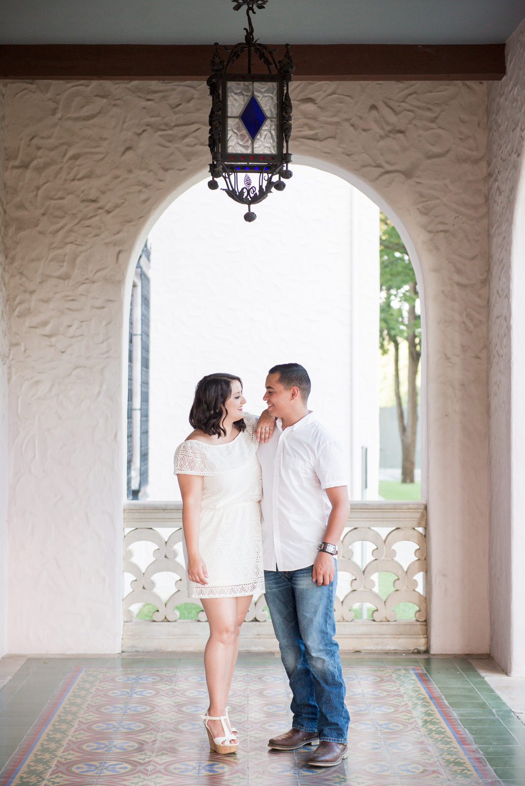 Engagements at the McNay | Rememory Photography-20