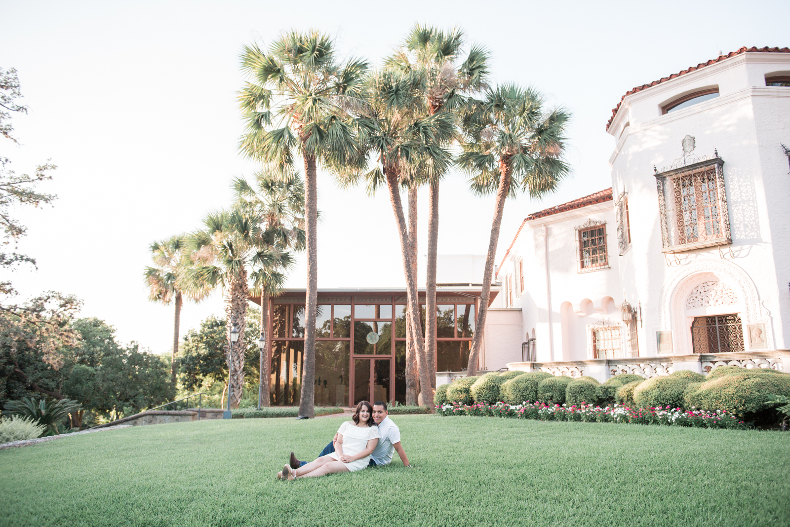 Engagements at the McNay | Rememory Photography-21