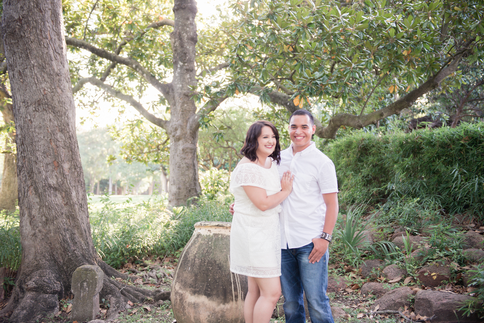 Engagements at the McNay | Rememory Photography-3