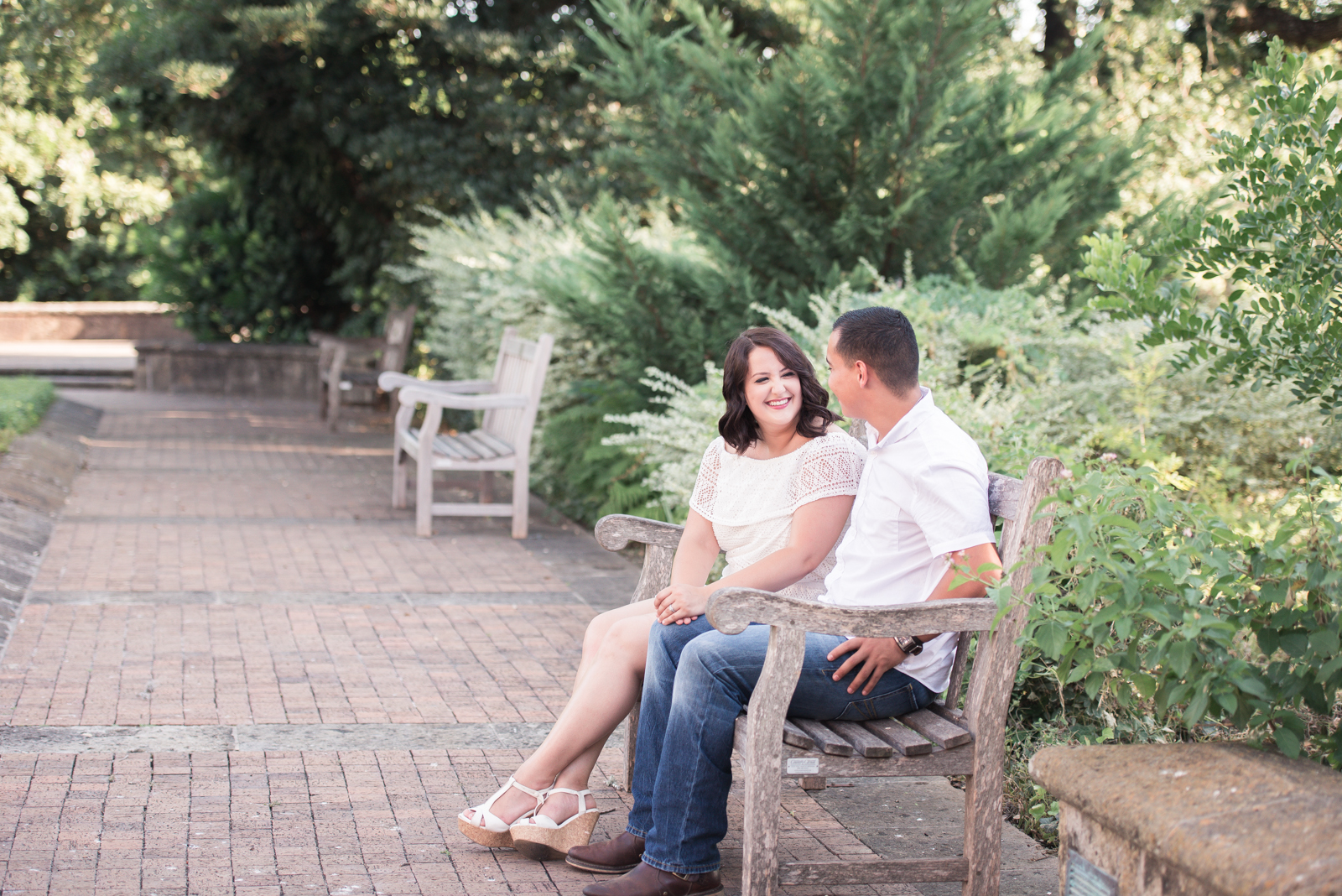 Engagements at the McNay | Rememory Photography-5