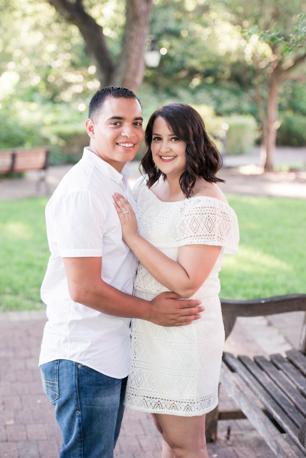 Engagements at the McNay | Rememory Photography-6