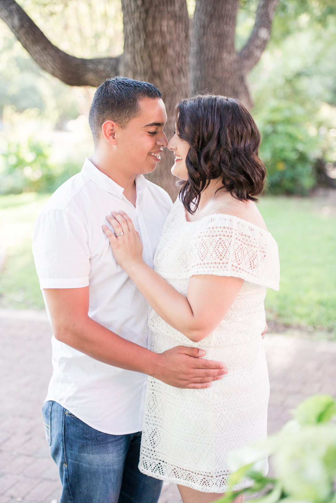 Engagements at the McNay | Rememory Photography-7