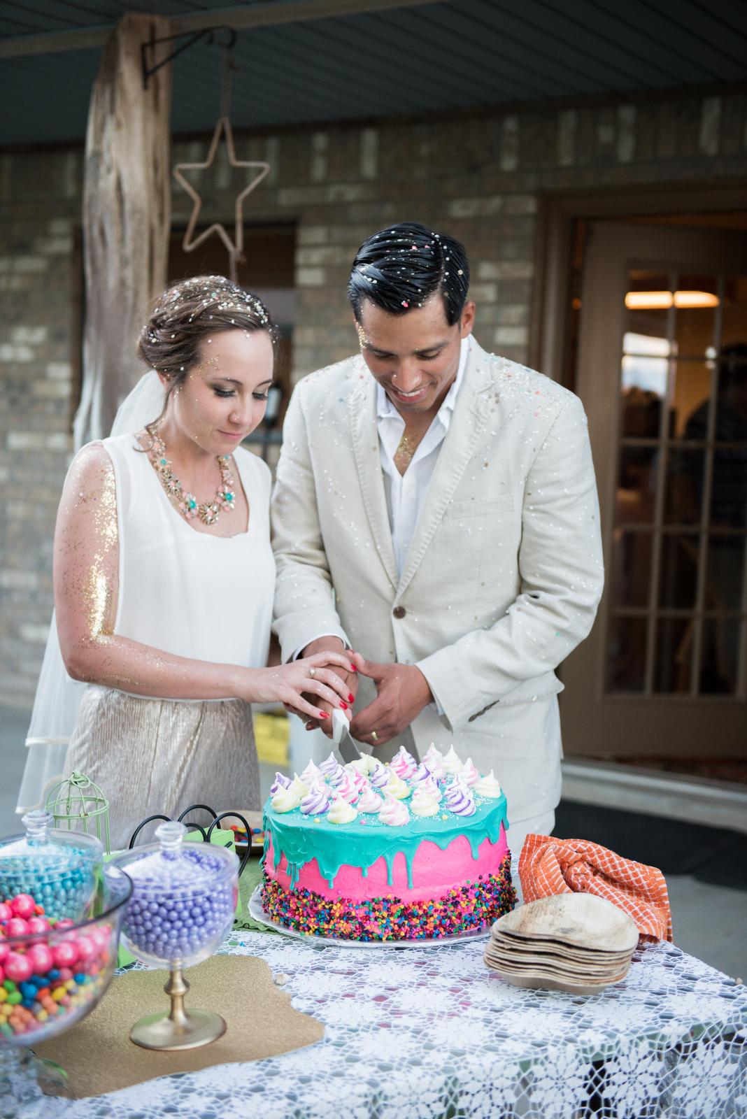 Glitter Wedding | Rememory Photography-46