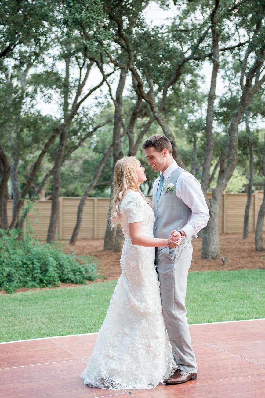Rebekah and Brian | San Antonio LDS Wedding Photographer-27