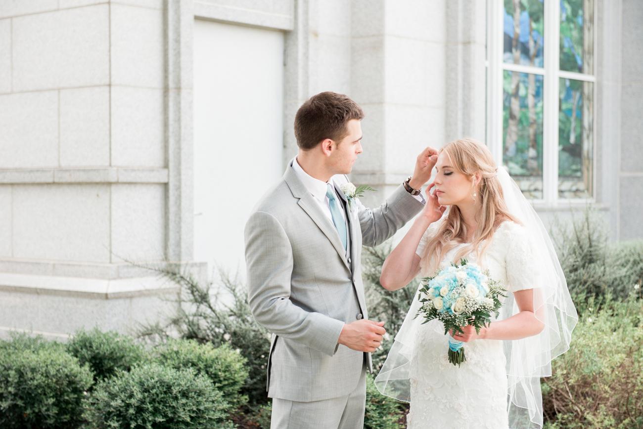 Rebekah and Brian | San Antonio LDS Wedding Photographer-6