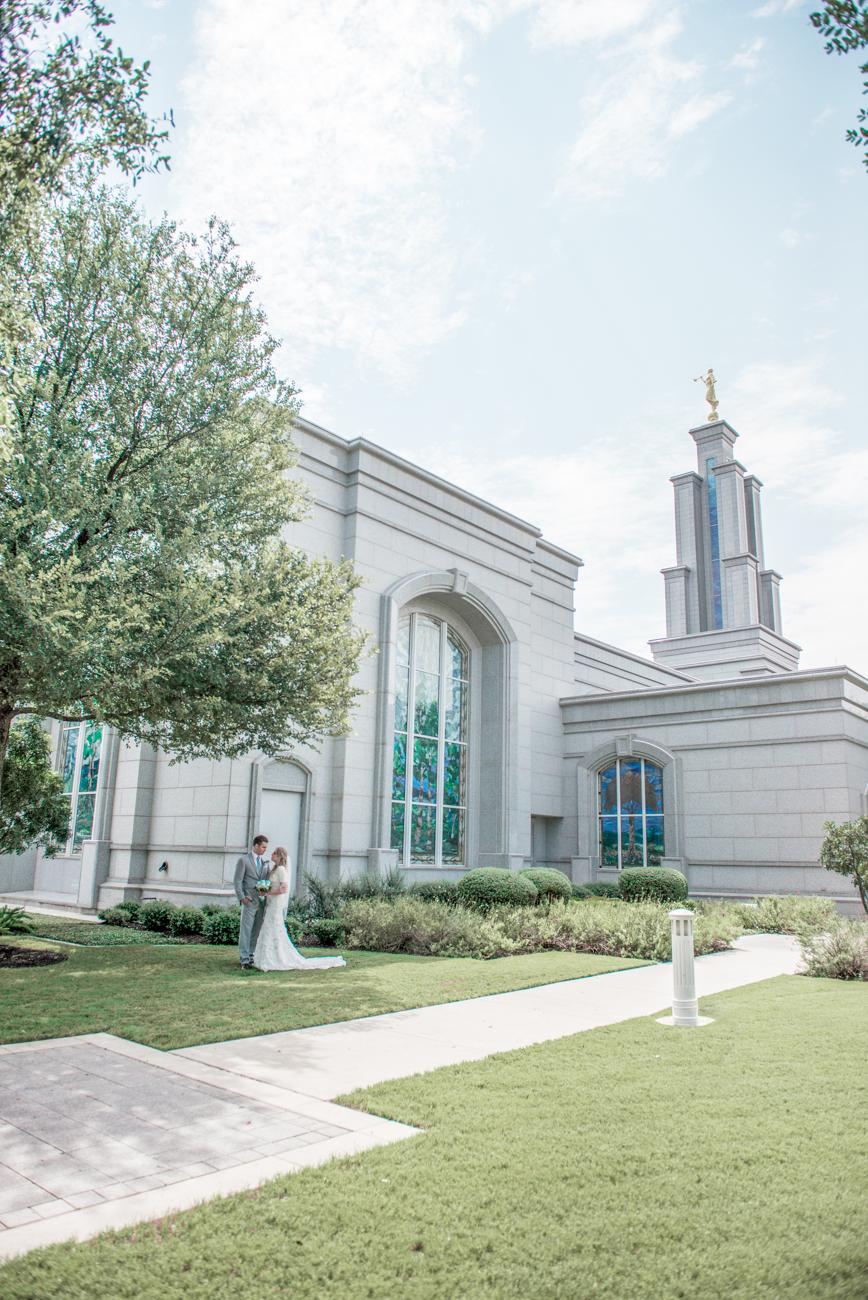 Rebekah and Brian | San Antonio LDS Wedding Photographer-7