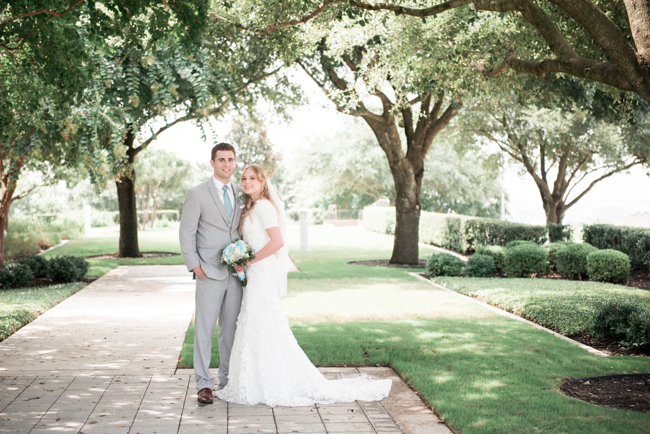 Rebekah and Brian | San Antonio LDS Wedding Photographer-8