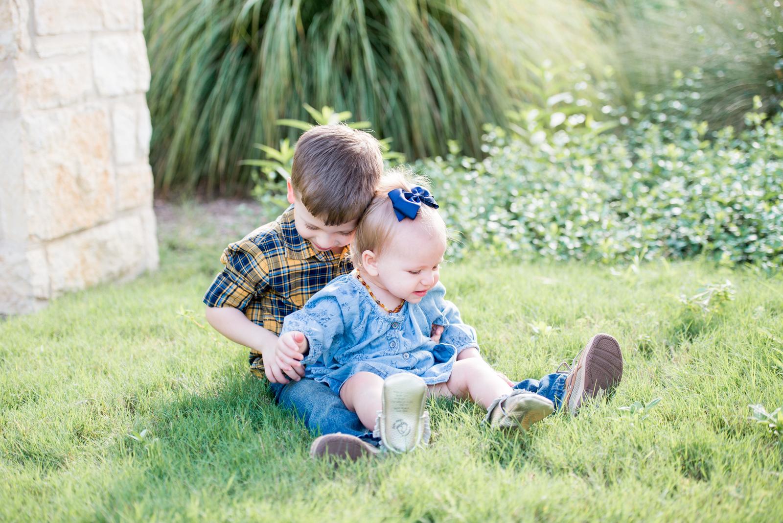 Rememory Photography - San Antonio Family Photography Beams-10