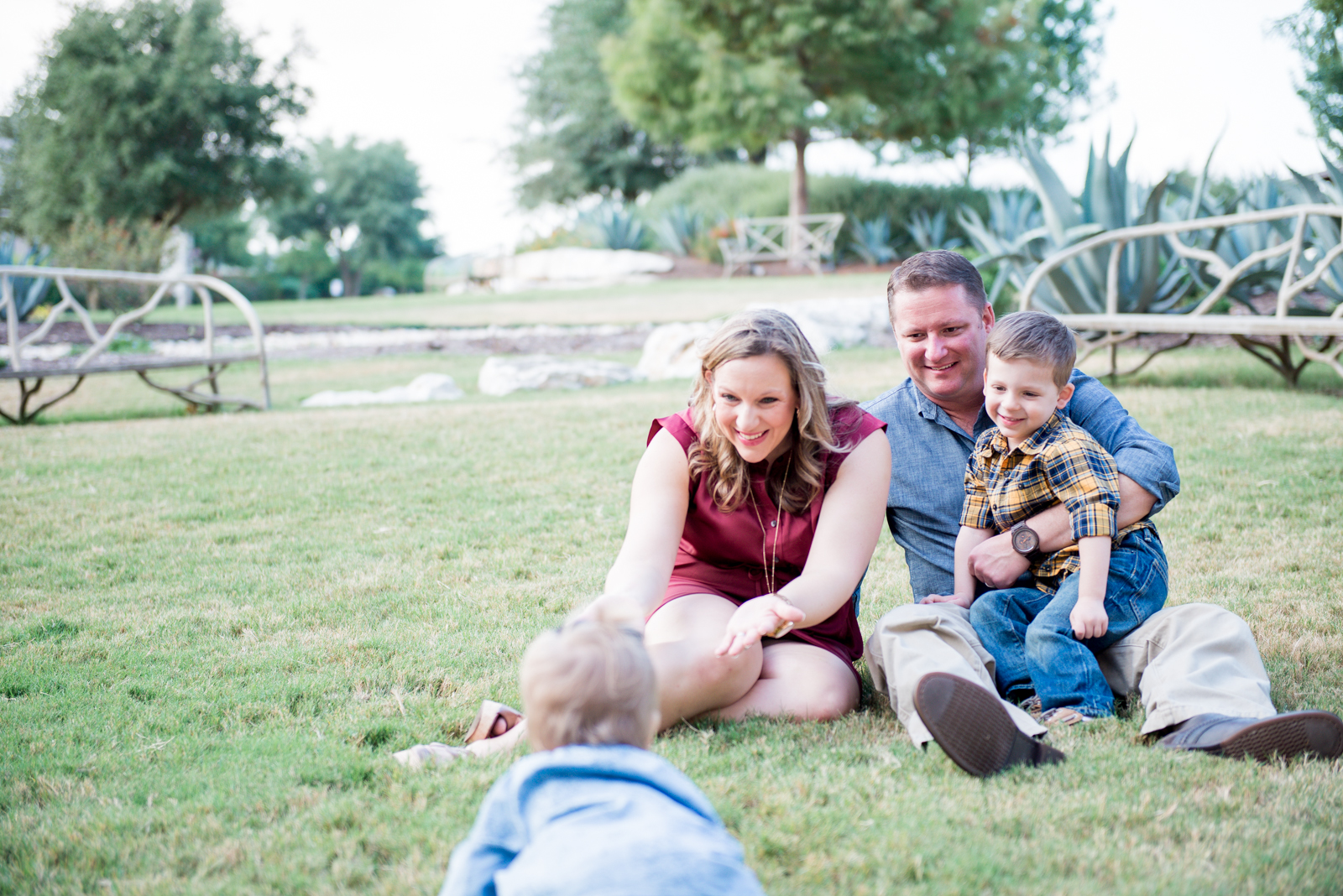 Rememory Photography - San Antonio Family Photography Beams-3