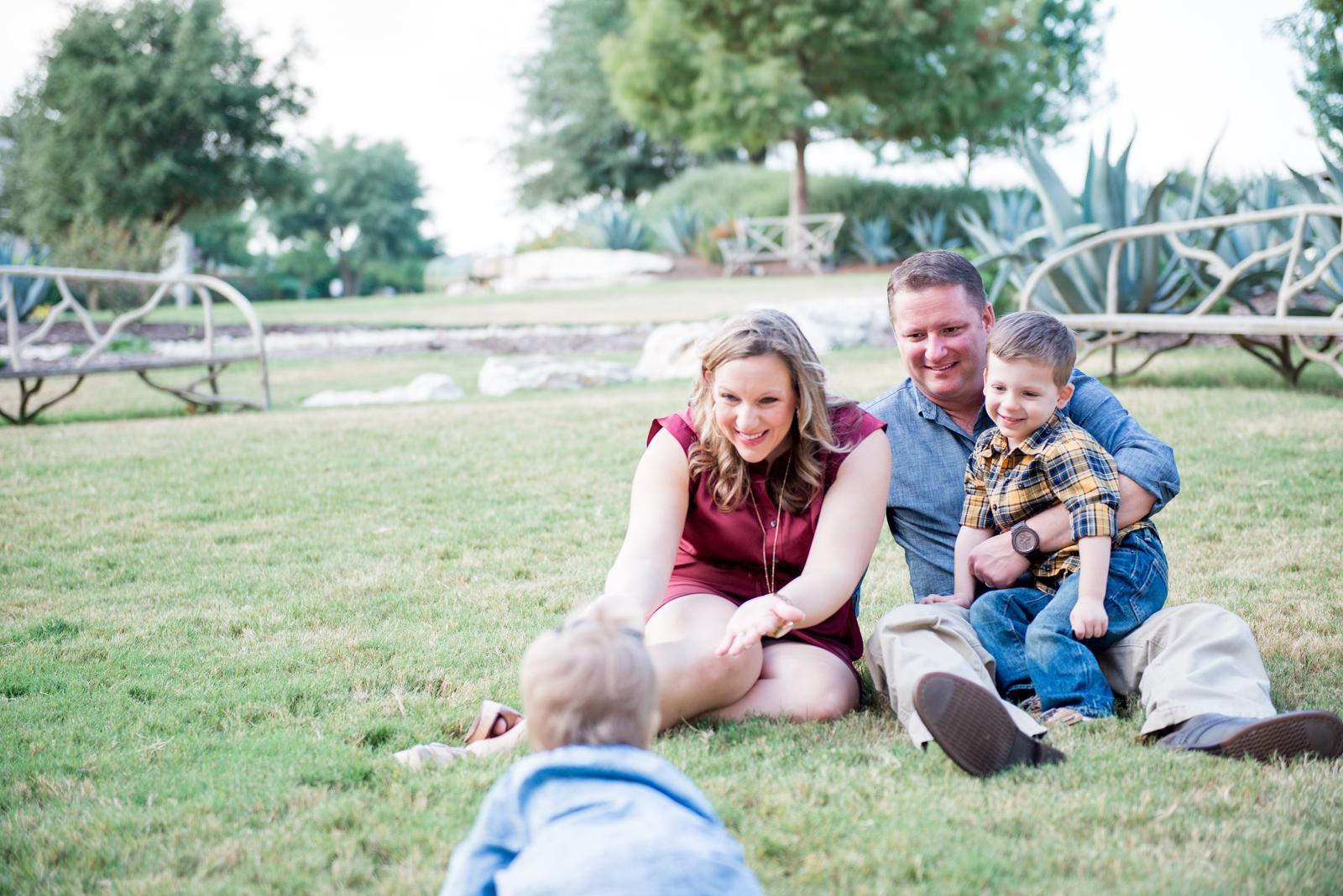 Rememory Photography - San Antonio Family Photography Beams-3