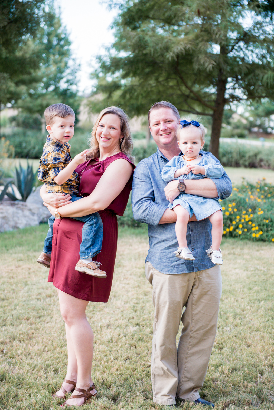 Rememory Photography - San Antonio Family Photography Beams-4