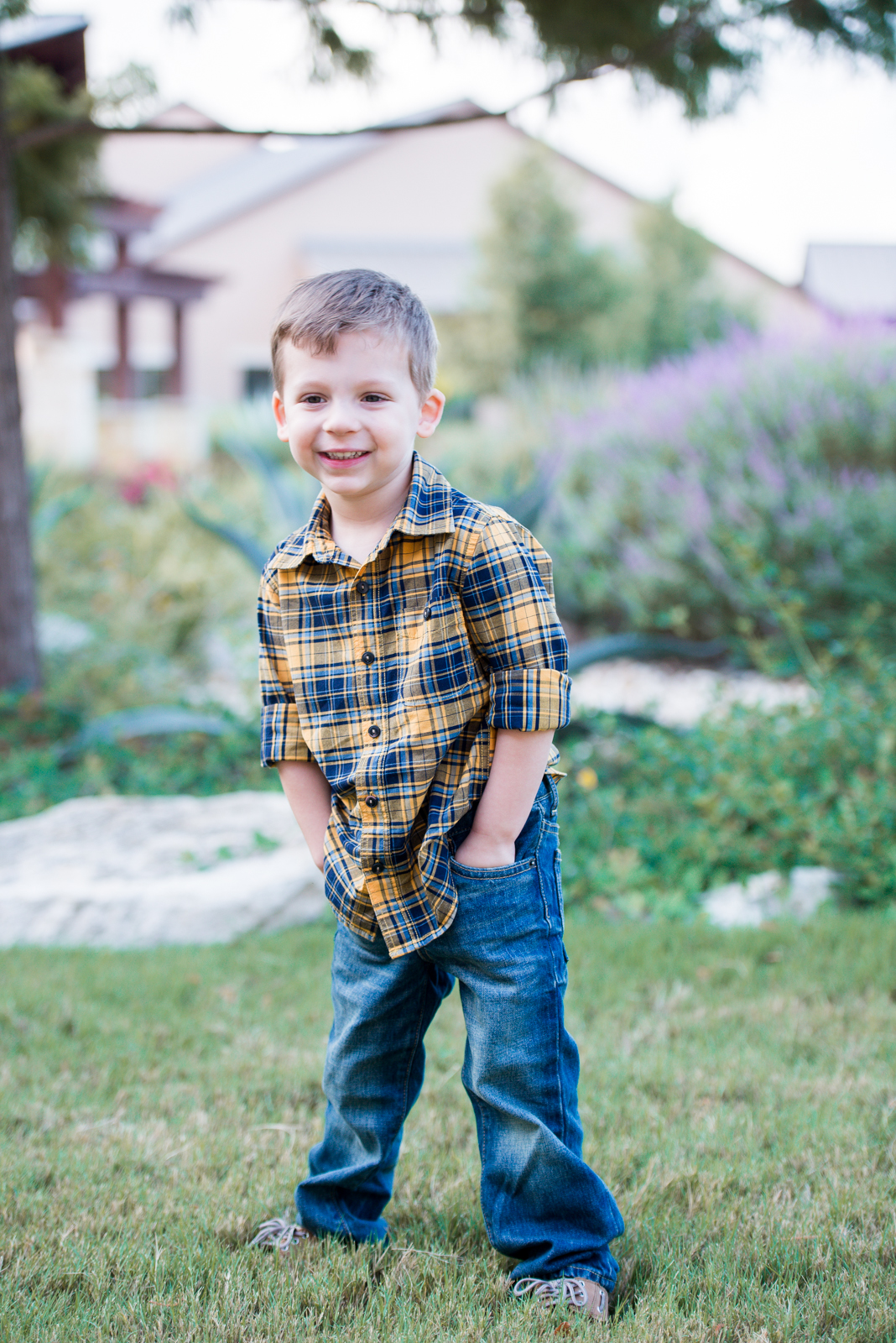Rememory Photography - San Antonio Family Photography Beams-5