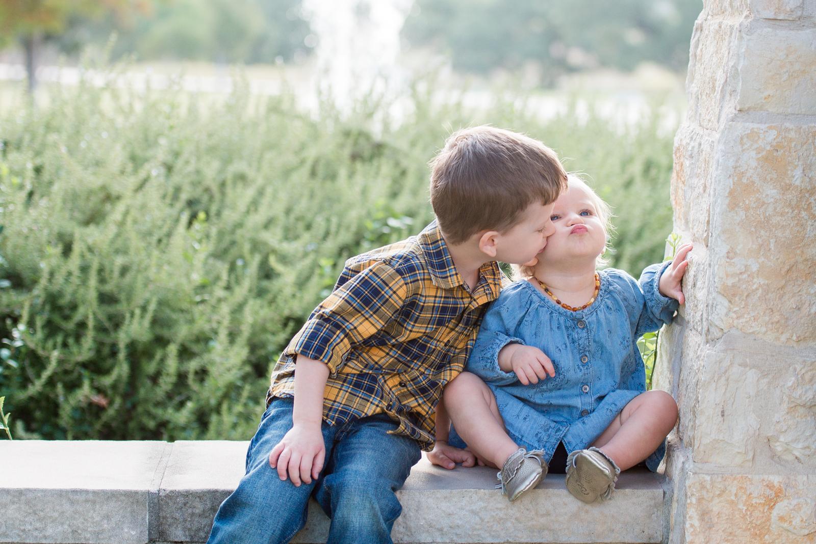 Rememory Photography - San Antonio Family Photography Beams-9